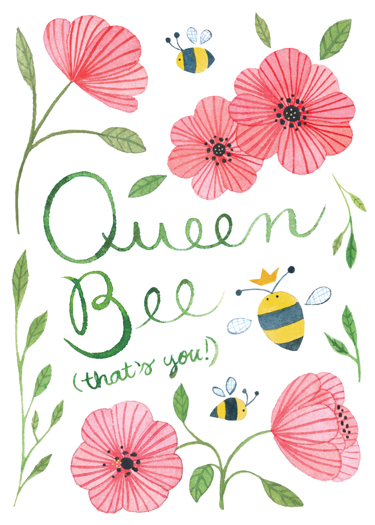 Queen Bee Card.jpg