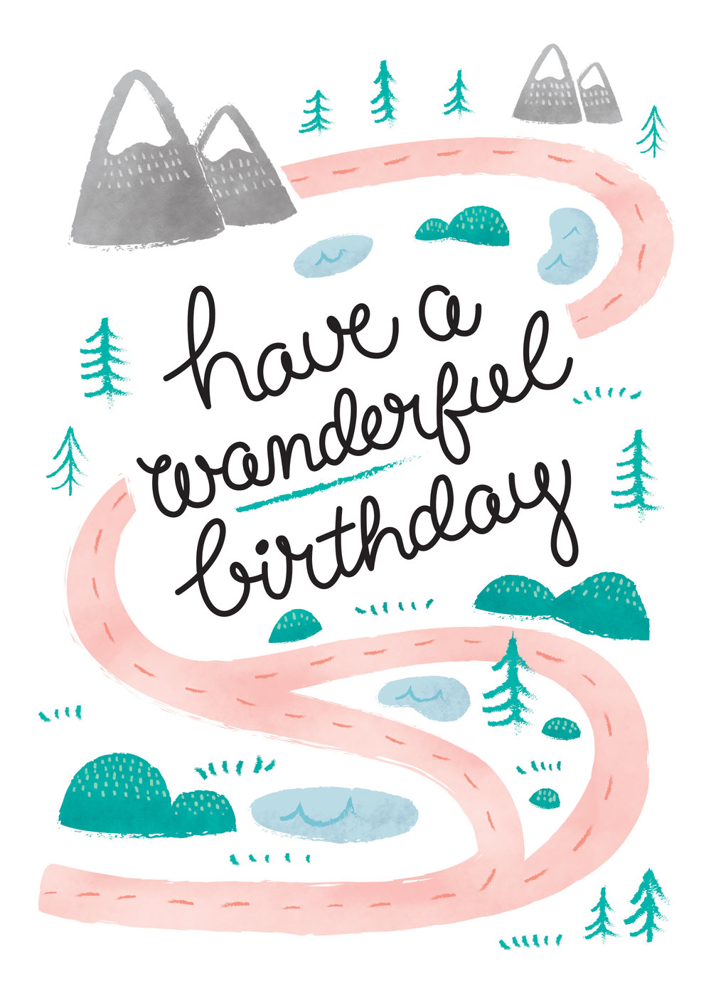 Adventure Birthday Cards
