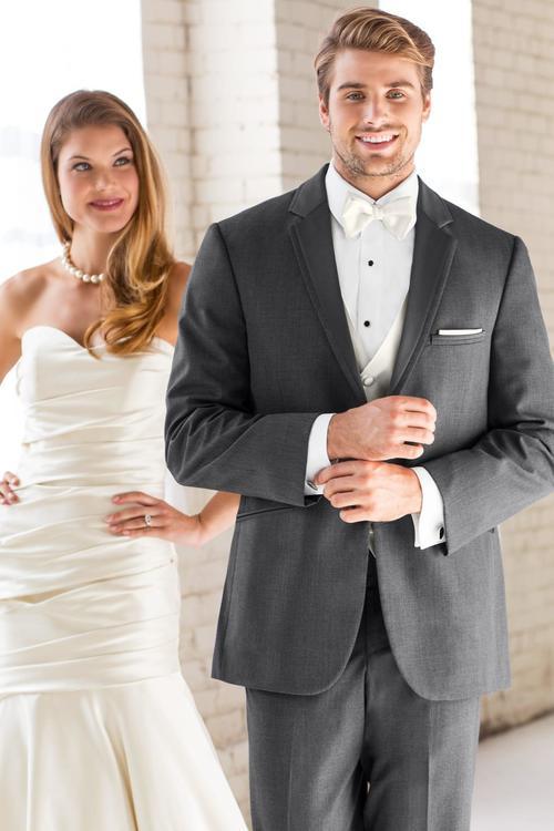 Croydon Charcoal Rental Tuxedo — THE MODERN GENT