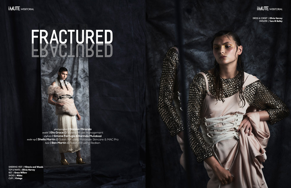 IMUTE Magazine - Fractured
