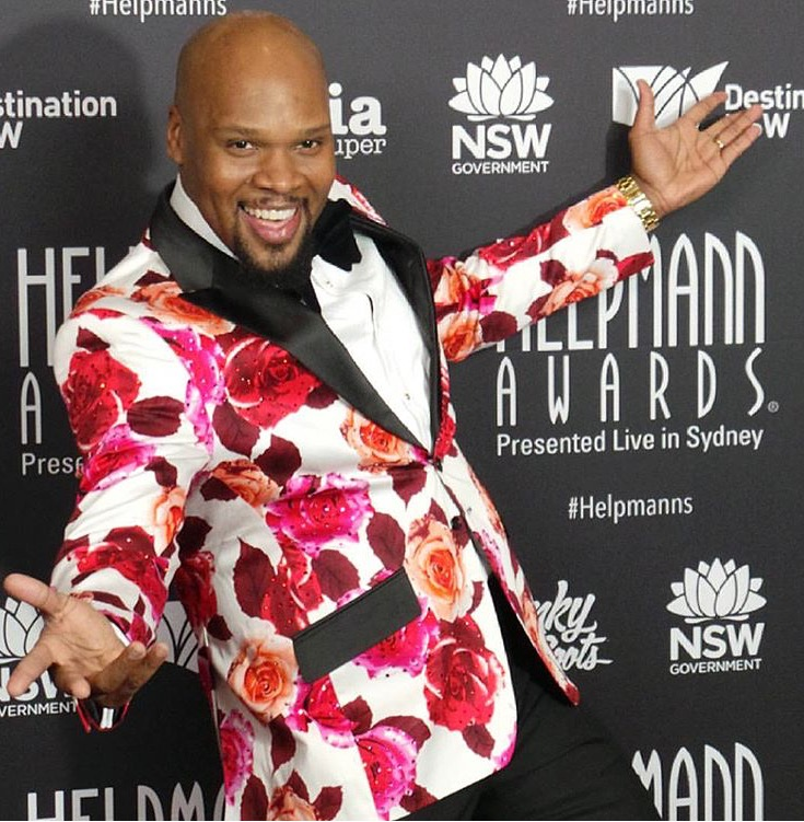 Michael James Scott - Helpmann Awards