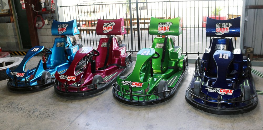 The Pro Karts