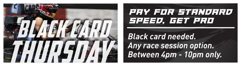 Calling all Pro's! Got your Black Card? Then grab this deal!