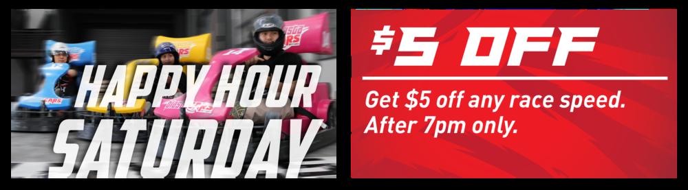Saturday Blastacars Hamilton Daily Deal
