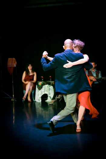 From Tango 360: Embraces -- with Celena Turney and Guy Sharma