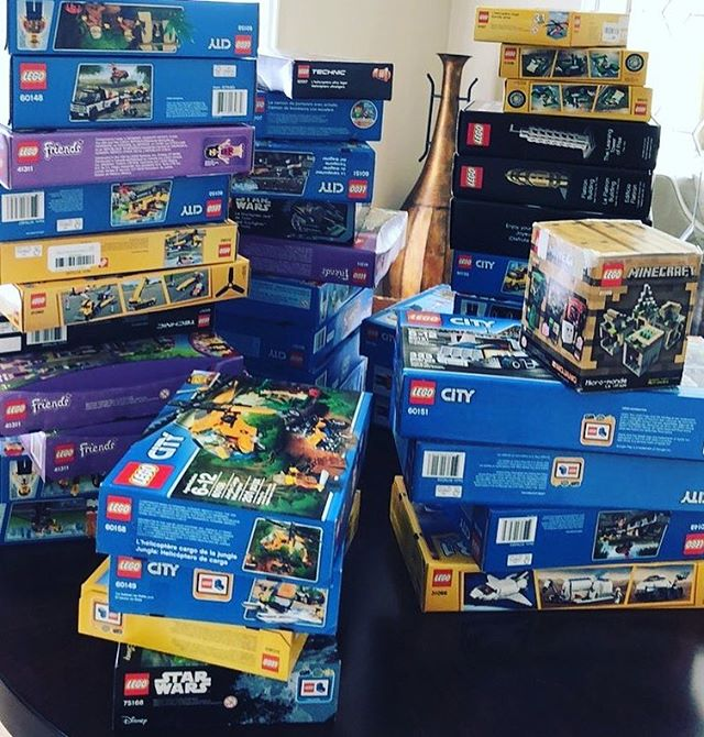 It's never too early to learn the importance of giving back and helping those in need. A huge thank you to @matt_kape for organizing a LEGO Drive and all of the friends, family and students @saintsbc who donated to help the children at Cause We Care House, some inner city schools and community centres build fine motor skills, be creative and just be kids. #singlemotherstrong #causewecarefoundation #buildingblocks #buildingfutures #lego #engineersintraining #creativeplay #givingback #startyoung