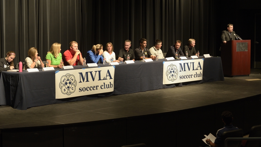 College Night Panel 2015