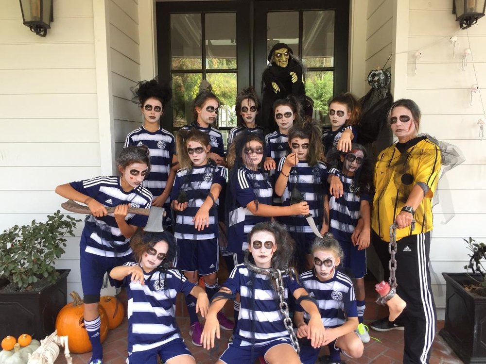 06G Roma Black - U11 - U13 Best Costume