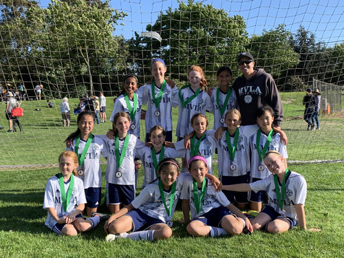 Mountain View Los Altos Soccer Club