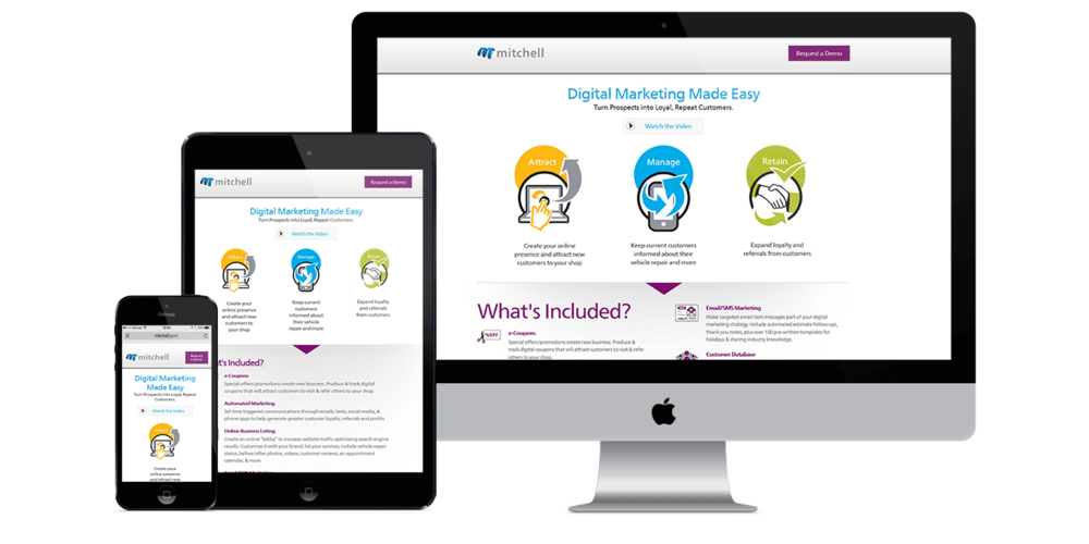 APD Digital Marketing Website