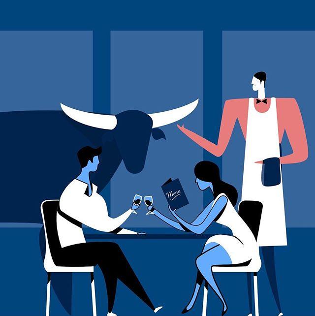 Rejected illustration #illustration #drawing #food #restaurant