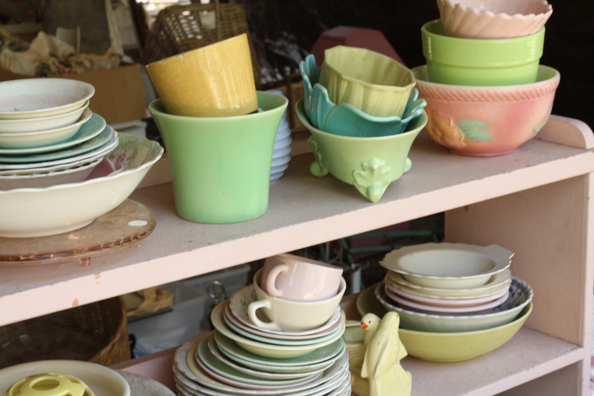 sale - dishes
