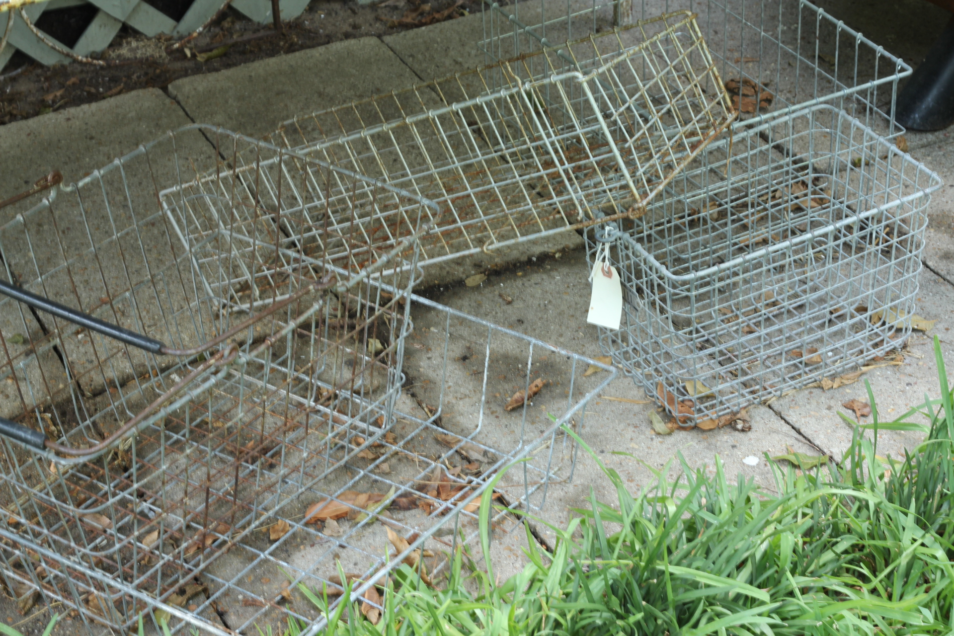 sale - wire baskets