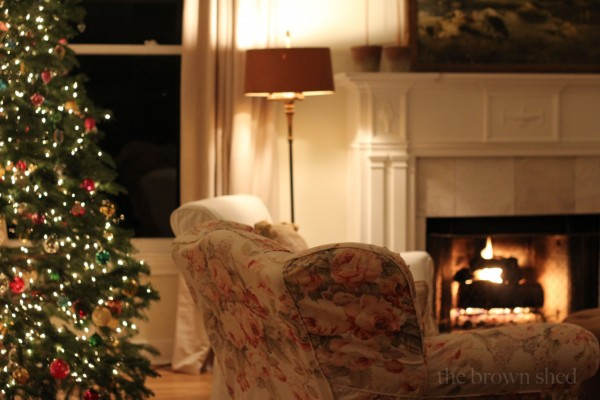 vintage Christmas | thebrownshed.com