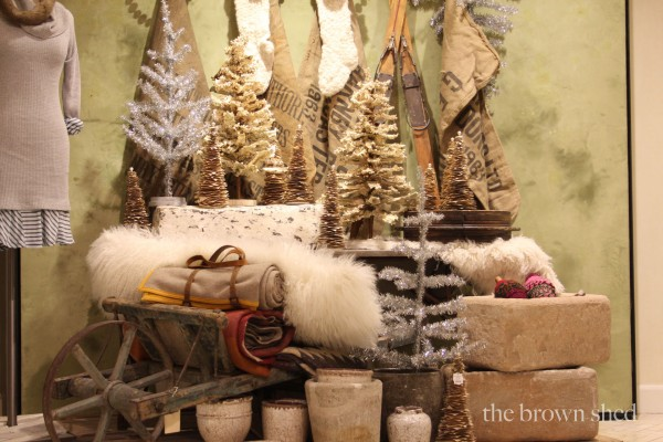 Anthropologie | New York | thebrownshed.com