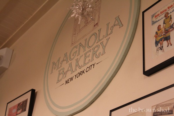 Magnolia Bakery | New York | thebrownhshed.com