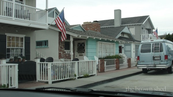 California get away | Balboa Island | thebrownshed.com