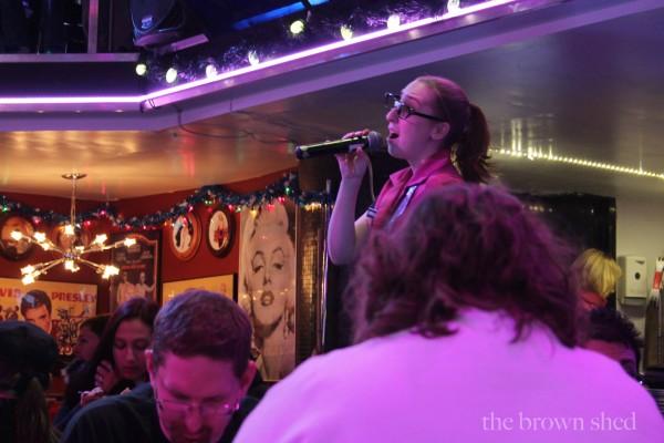 Ellen's Stardust Diner | thebrownshed.com