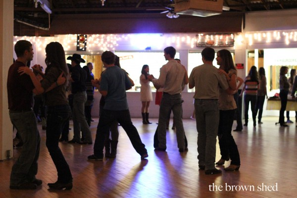 dance | thebrownshed.com
