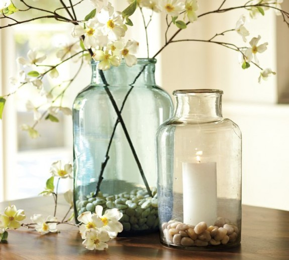 antique jars | thebrownshed.com