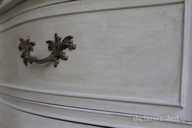 French Dresser | thebrownshed.com
