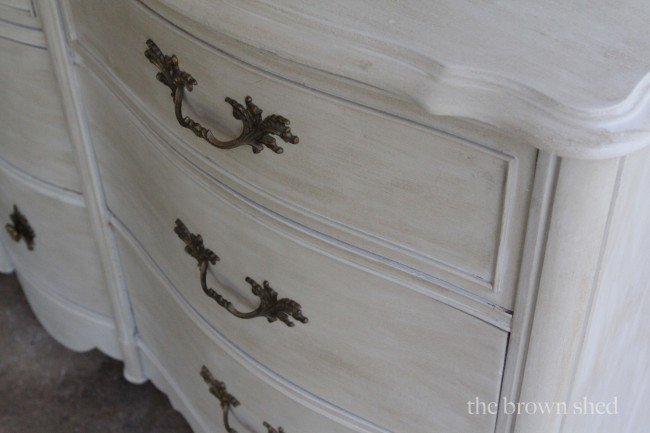 French Dresser | thebrownshed.com