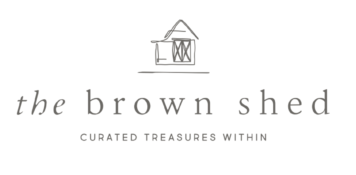 Round Top Texas Antiques and Home Goods - The Brown Shed