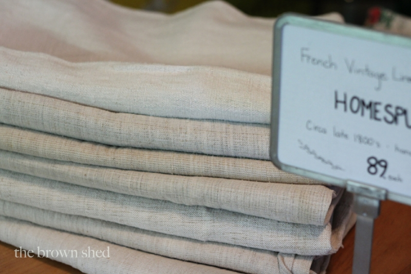 flax linen sheets | thebrownshed.com