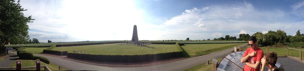 pozieres memorial.JPG