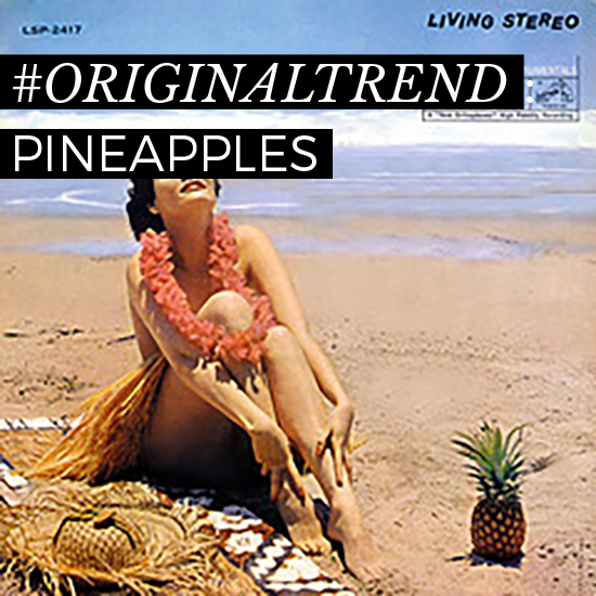 How Italians Made Pineapples Cool 400 Years Before They Were Yoga