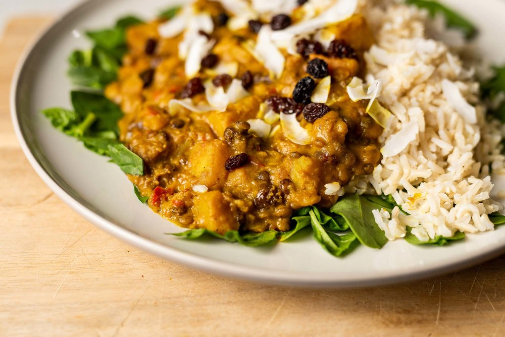 Dahl is such a delicious and warming treat to eat.