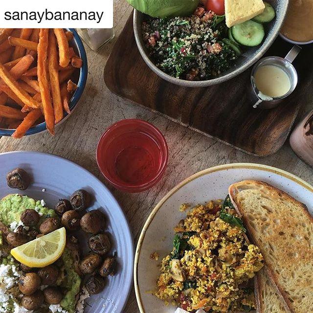 #Repost @sanaybananay ・・・ Ate proper vegan food, no regrets☺️#1daystrong #healthyeating😂