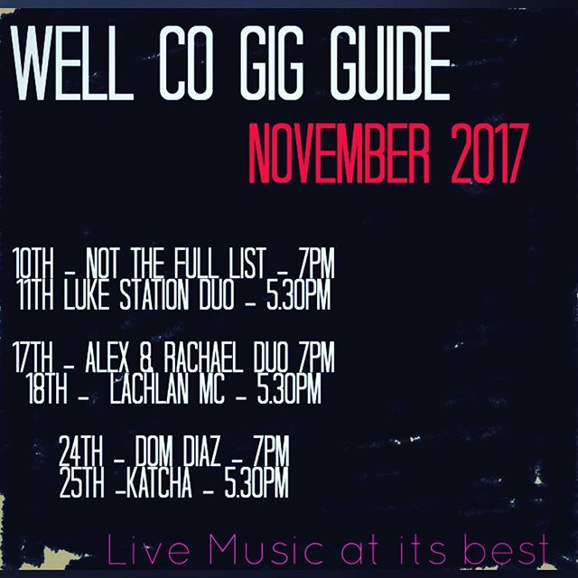 Live music at its best @wellco.glebe #livemusic #livemusichub #restaurant #gigguide #artists #allgenres #vocals #vibes #cafe #wine #coffee #coffeemusic #bar #entertainmentsydney #glebe #glebepointroad