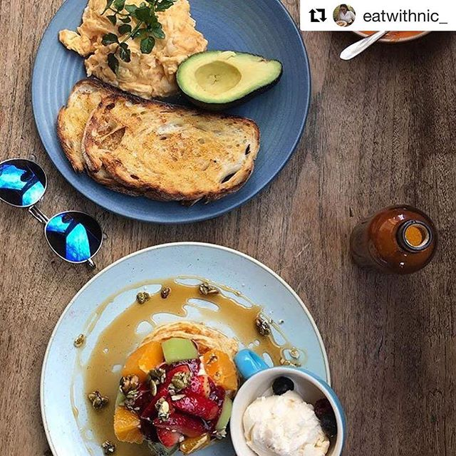#Repost @eatwithnic_ ・・・ 📍Well Co. Cafe  BRUNCH is always bomb at well co. Decent prices and great servings. Pancakes were absolutely divine and the eggs were light and fluffy  #sydneyfood #sydneyfoodie #foodbeast #eaaatttss #foodporn #lickyourphone #eatnowplaylater #yougottaeatthis #hangry #hungrymate #instafood #junkfood #timeoutsydney #foodpornography #sydney #lovefood #australia #pancakes #eggsavotoast #coffee #brunch