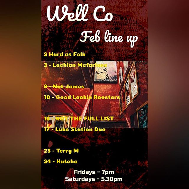 Let's meet up ?  Coffee ☕️ Wine🍷 & Live Music only @ the #wellcocafe #glebepointroad #dinner #dessert #coffee #livemusic #winebar #vibes #theplacetomeet #allgenres