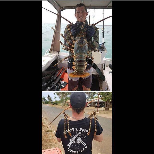 @bru ce_hollins / #spearsandbeers —-  www.submergedspearfishing.com #spearfishing