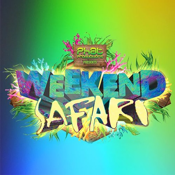 Weekend Safari is back! 🐠💦 This time we're heading away from the African plains & into the psychedelic ocean safari.  Sat 26 May - Auckland - 13 Hour Psy Session Full details on website in our bio.