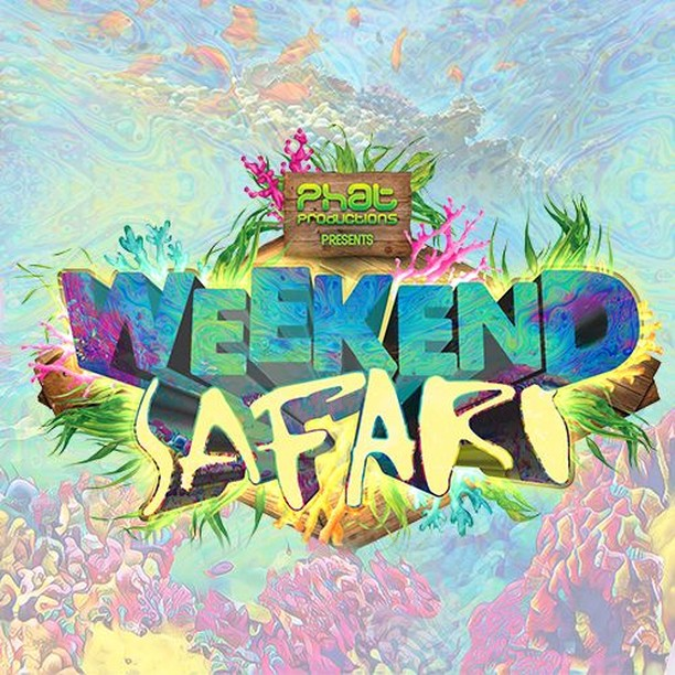 ⚡ ⚡ WEEKEND SAFARI ⚡ ⚡  Come join us for 13 hours of full power!  Check out our website in our bio for the details.  #psytrance #newzealand #phatproductions #weekendsafari #nzpsytrance #party #trance # psychedelic #rave