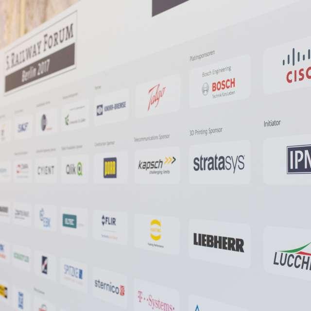 Sponsor werden - Ihre Sichtbarkeit beim Event