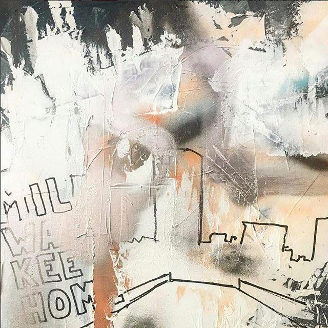 Art by Nick Schilz - USA @j.zimpel ~ Exhibitor Amsterdam International Art Fair 2017 @amsterdaminternationalartfair . . . #amsterdam #amsterdamcity #amsterdamartfair #art #artist #artcollector #artfair #kunstbeurs #kunstenaar #kunstverzamelaar #amsterdaminternationalartfair #amsterdaminstagram #aiaf #aiaf2017 #beursvanberlage #freetickets #online