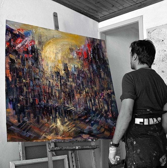 Art by João Fino - Portuguese living in NL ~ Exhibitor Amsterdam International Art Fair 2017 . . . #joaofino #joaofinoart #art #photography #photooftheday #instagood #amsterdam #amsterdamcity #amsterdamartfair #amsterdaminstagram #amsterdaminternationalartfair #aiaf #aiaf2017 #beursvanberlage #artfair #kunstbeurs #kunstenaar #freetickets #online