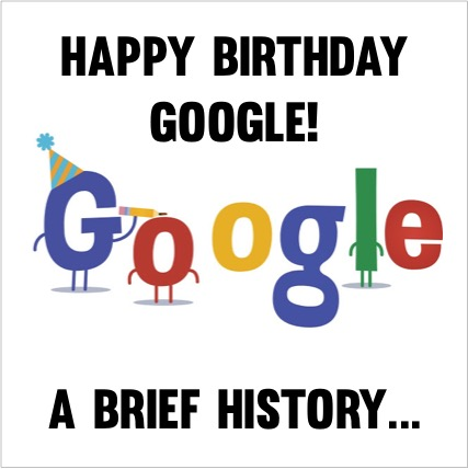 google a brief history