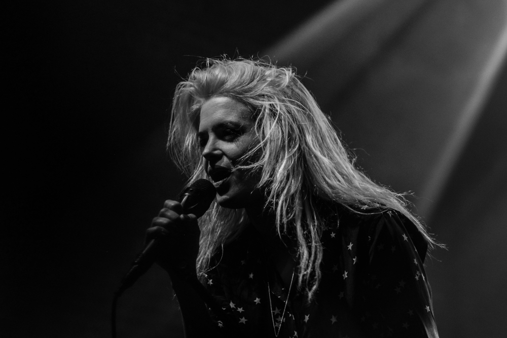 The Kills live@ Village Undergound
