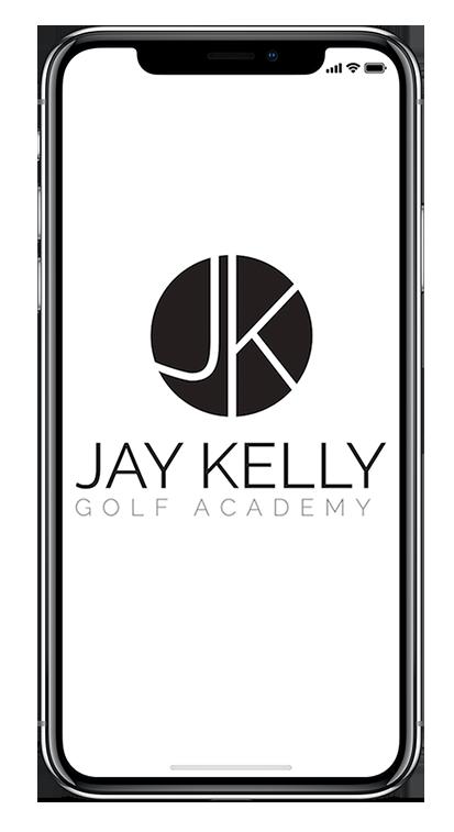 Branded App powering Jay Kelly Academy