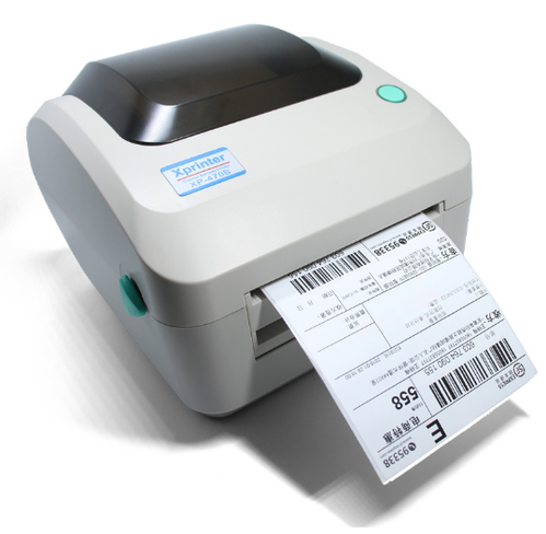 Barcode and label printers -