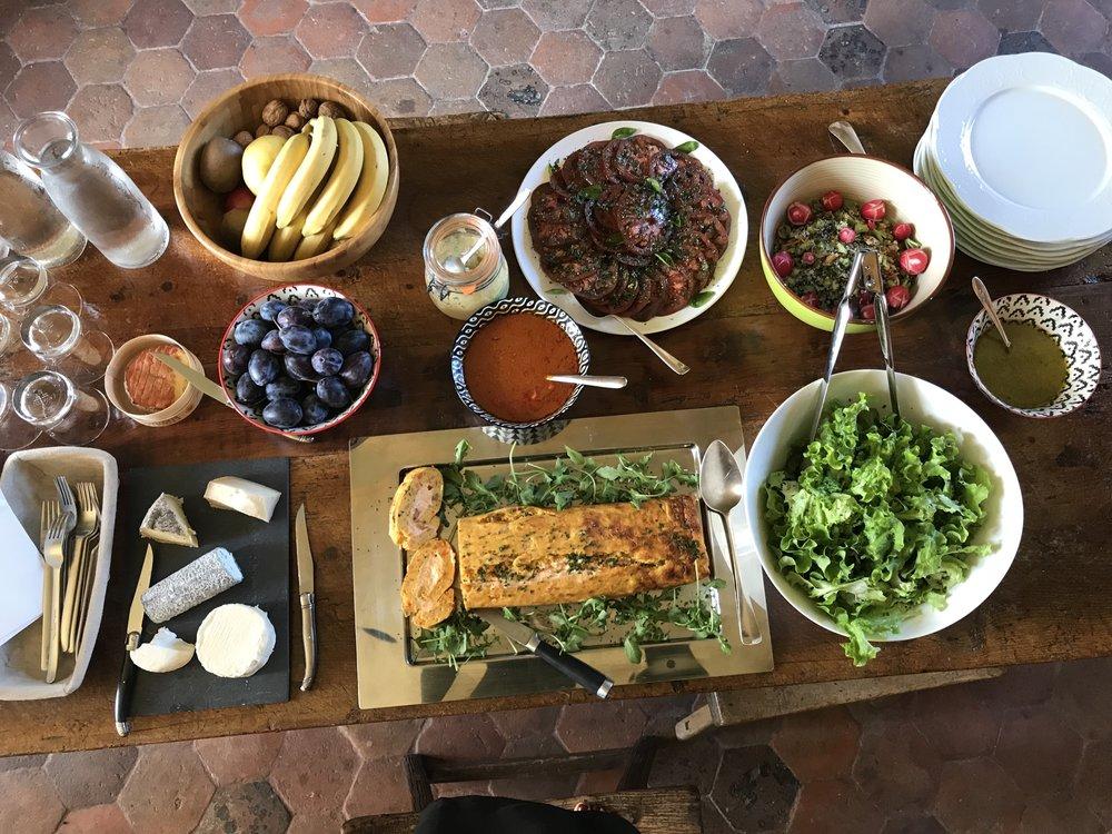 Lunch spread.JPG