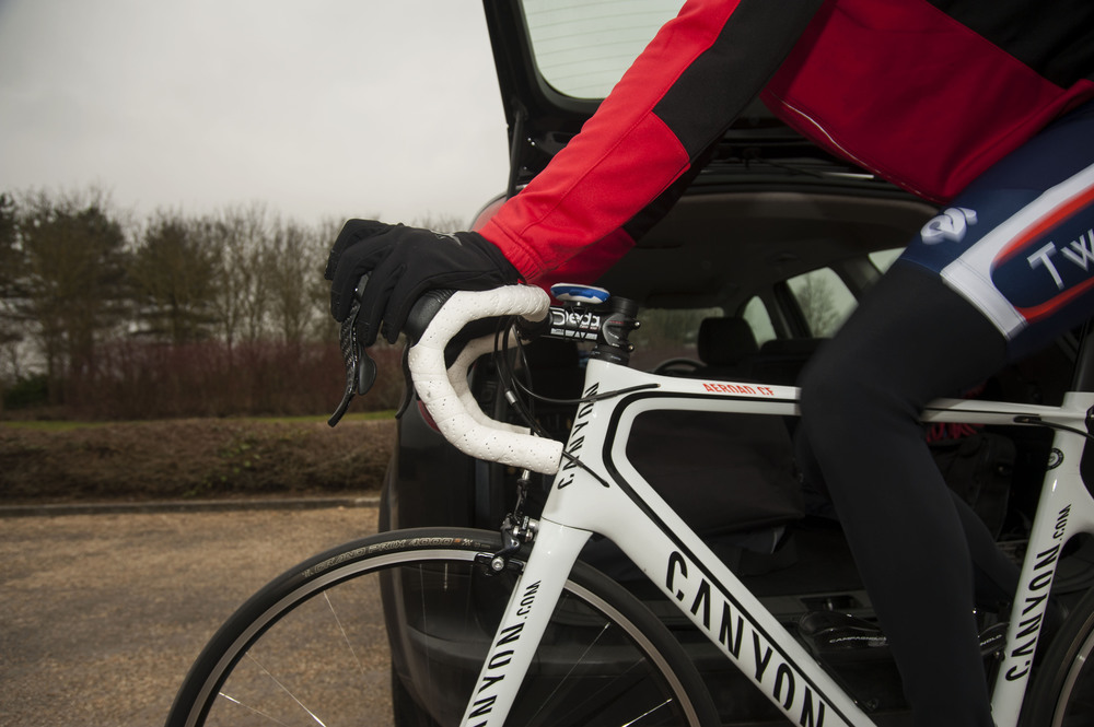 Bike detail.