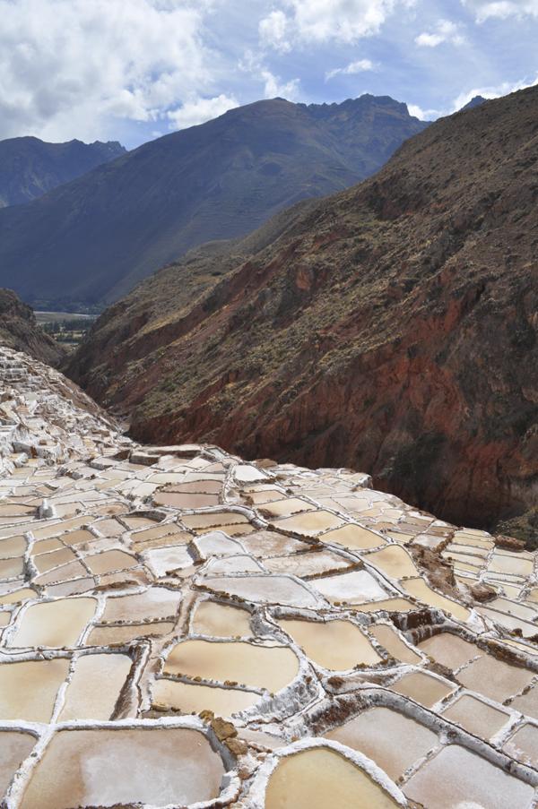 Salineras.Maras, Perú, 2013.
