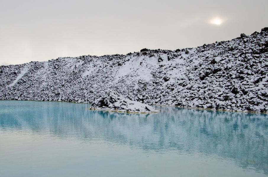Blue Lagoon. Iceland, 2015.