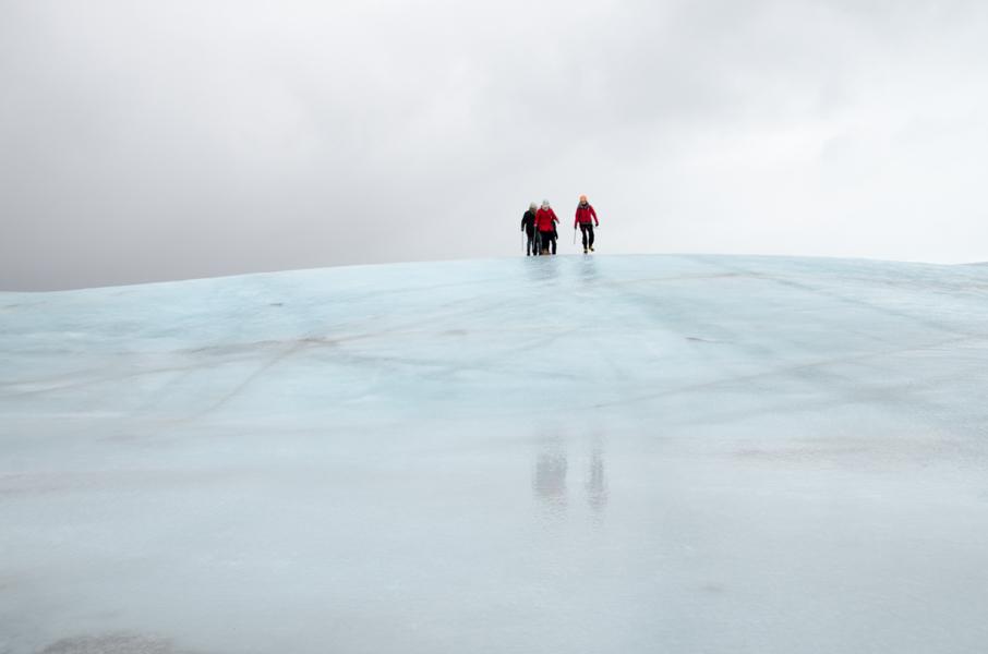 Skaftafell Nature Reserve. Iceland, 2015.